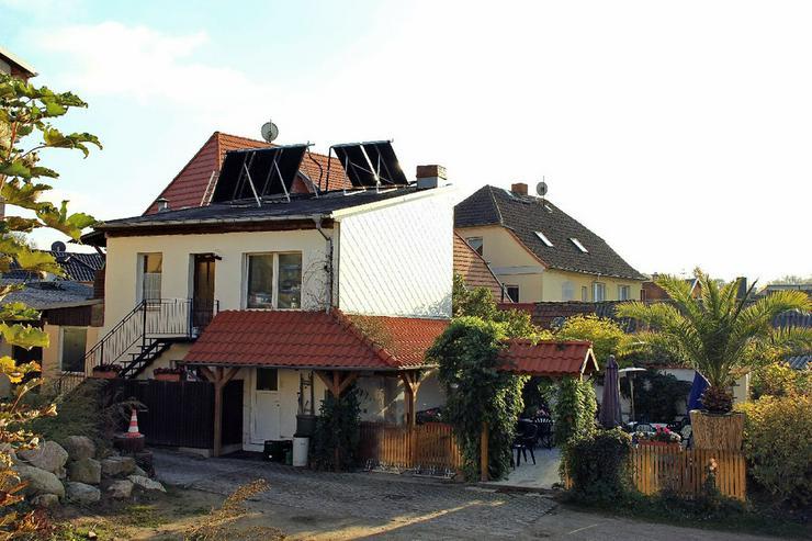 Eisdiele und Restaurant in Ostseenähe mit Grund und Boden zum Schnäppchenpreis zu verkau...