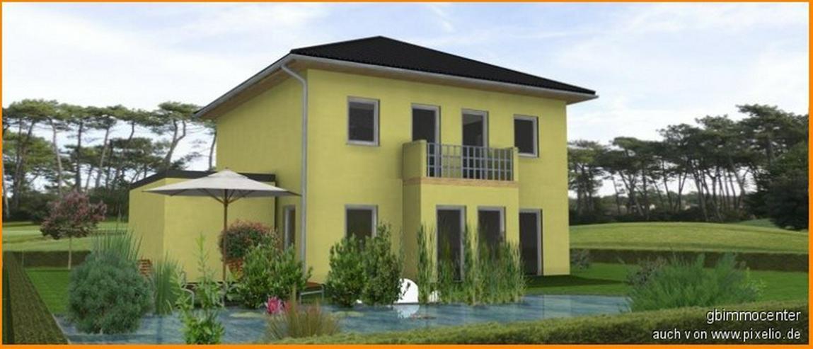Bild 5: Keine SCHRÄGEN Wände in Stadtvilla mit Sicherheitspaket * andere Haustypen möglich