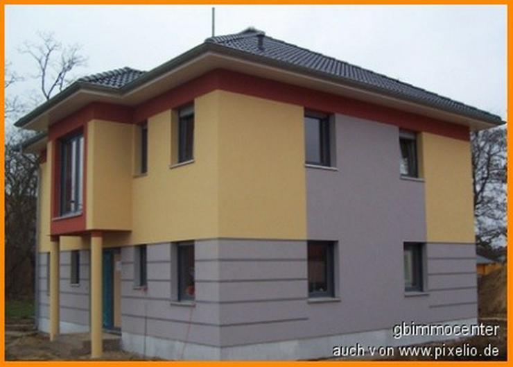 Keine SCHRÄGEN Wände in Stadtvilla mit Sicherheitspaket * andere Haustypen möglich