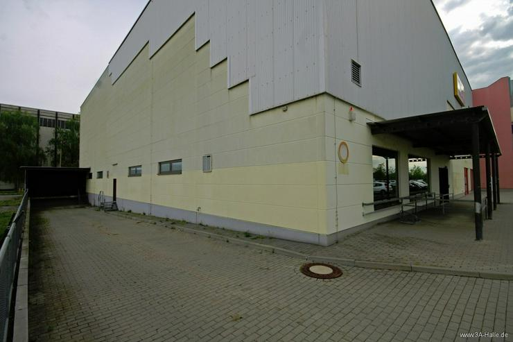Bild 5: 890 m² Ladenfläche im Gewerbegebiet im Osten von Halle