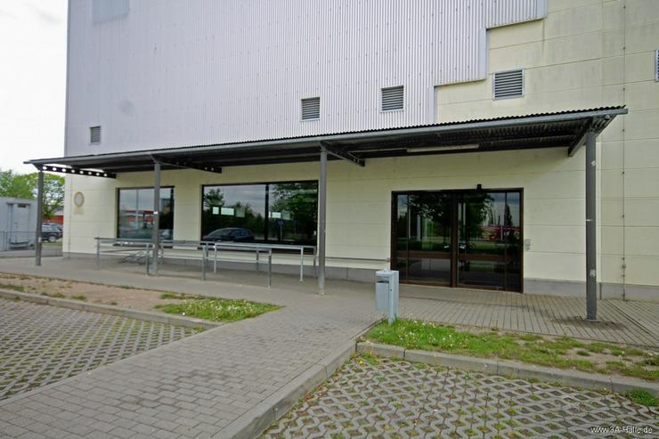 Bild 3: 890 m² Ladenfläche im Gewerbegebiet im Osten von Halle