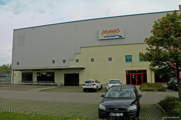 Bild 4: 890 m² Ladenfläche im Gewerbegebiet im Osten von Halle