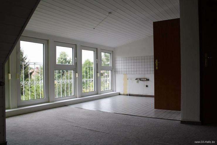 Bild 6: Tolle Dachgeschoss-Wohnung mit Garten!!!