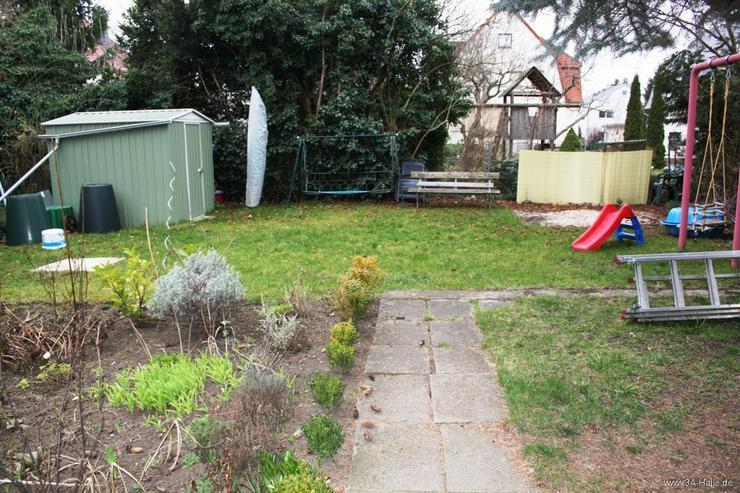 Tolle Dachgeschoss-Wohnung mit Garten!!!