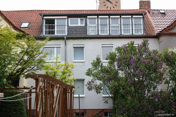 Bild 4: Tolle Dachgeschoss-Wohnung mit Garten!!!