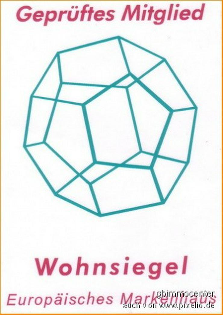 """Bild 4: Hallo """"Fichtenwalde"""" hier kann IHR Haus mit Wohnsiegel stehen"""