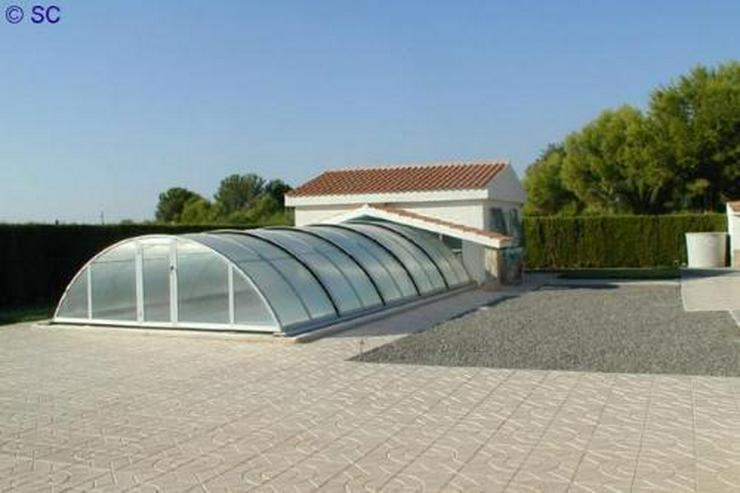 Bild 3: Exklusive Villa mit Pool, Poolhaus und Garage
