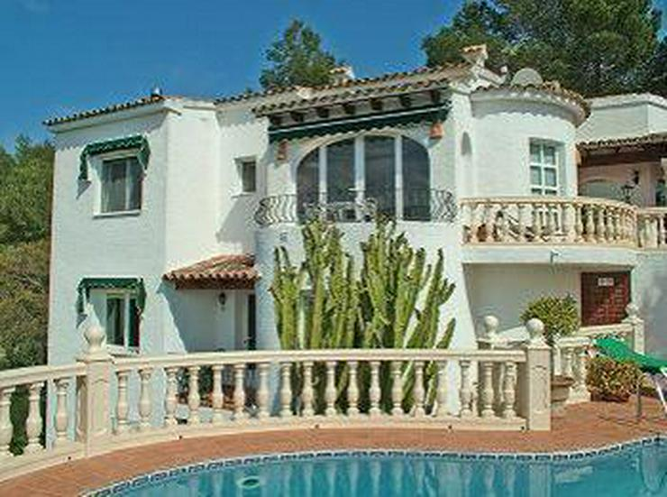 Villa mit überwältigendem Panoramablick