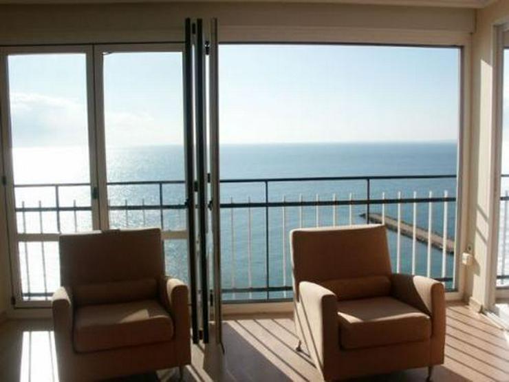 Appartement in 1. Linie mit phantastischem Meerblick - Auslandsimmobilien - Bild 1