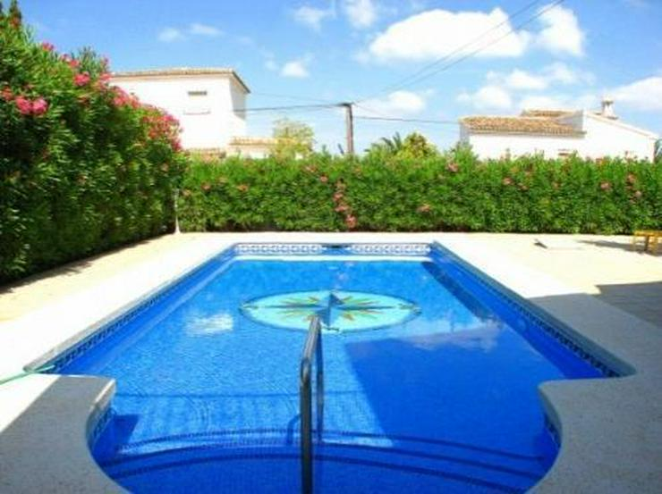 Bild 3: Villa mit Meerblick und Panoramablick