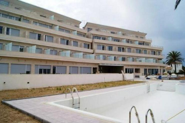 Bild 2: Maisonette-Wohnung in erster Meerlinie