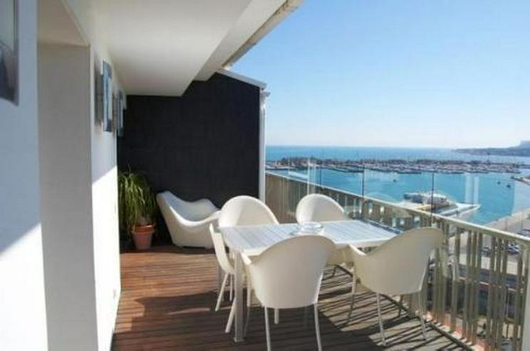 Penthouse mit phantastischem Ausblick - Wohnung kaufen - Bild 1