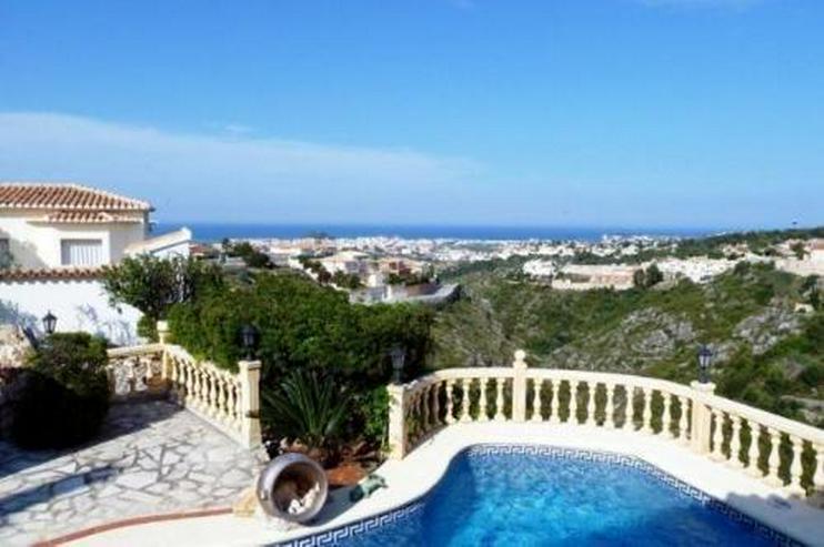 Bild 1: Villa mit herrlichem Meerblick