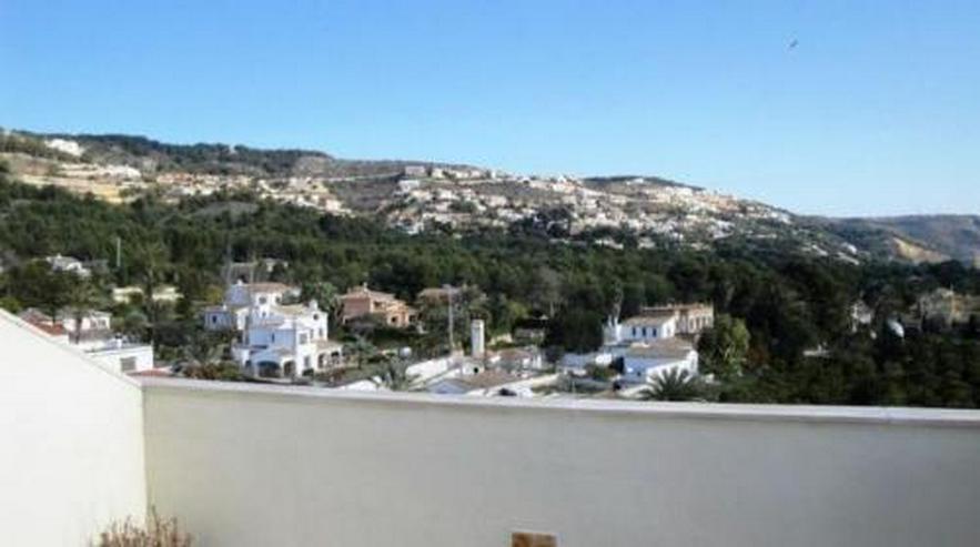 Bild 2: Penthouse-Wohnung mit wunderschönem Meerblick
