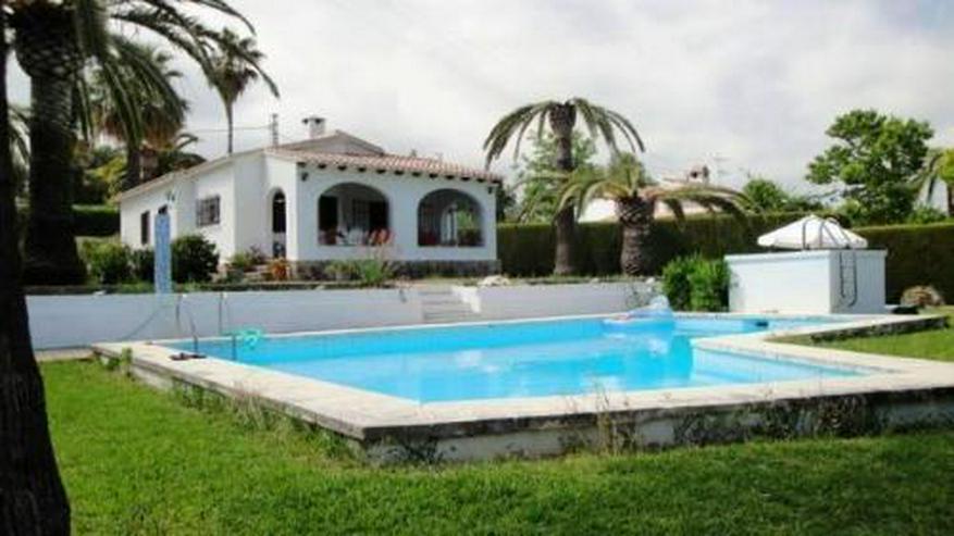 Villa in ruhiger Lage in La Xara - Haus kaufen - Bild 1