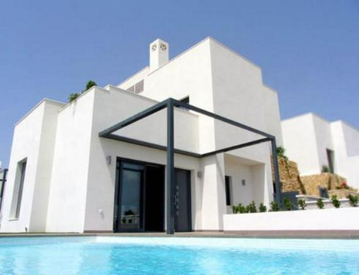 Exklusive Neubau-Villen mit Privatpool - Haus kaufen - Bild 1