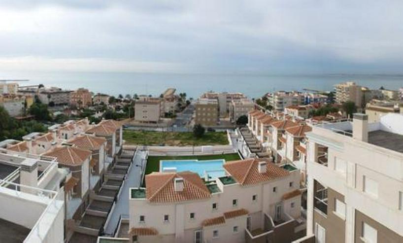 Terrassenwohnungen in bester Lage nur 150 m vom Strand - Auslandsimmobilien - Bild 1