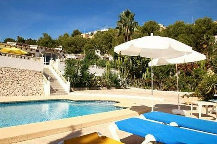 Bild 3: Gepflegte Villa mit Pool und Panoramablick