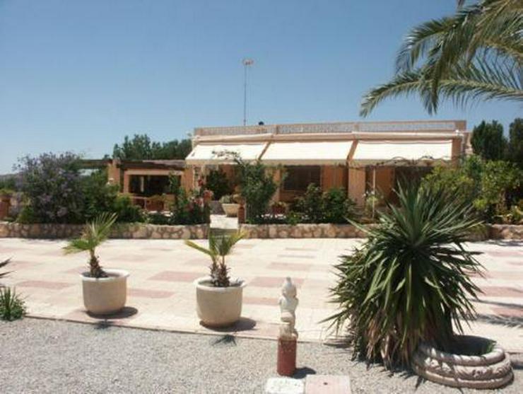 Landhaus-Villa mit Pool, Gästehaus und phantastischem Ausblick - Haus kaufen - Bild 1