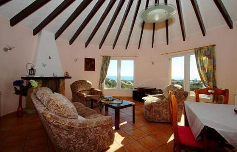 Bild 2: Villa mit 2 Gästeappartements und phantastischem Meerblick