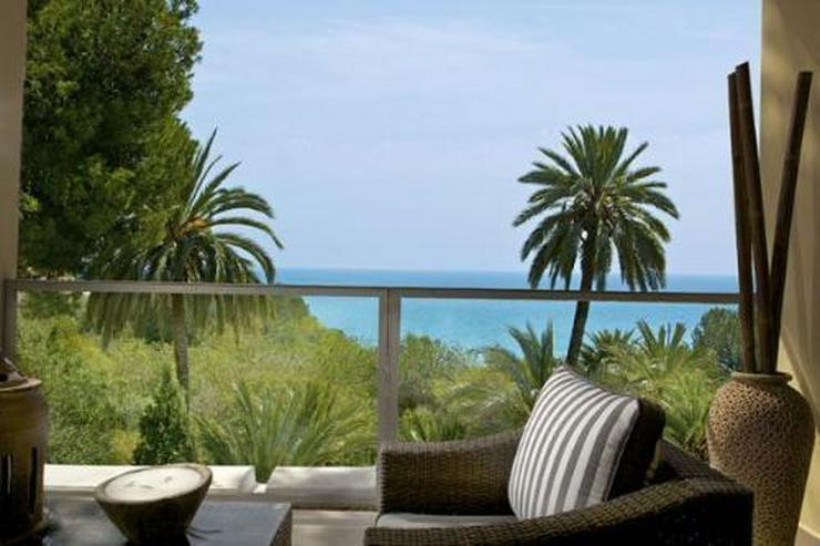 Exklusive Appartements in wunderschöner Anlage am Strand