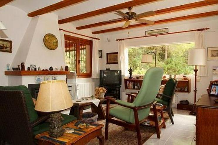 Bild 3: Villa mit wunderschönem Panoramablick in Covatelles