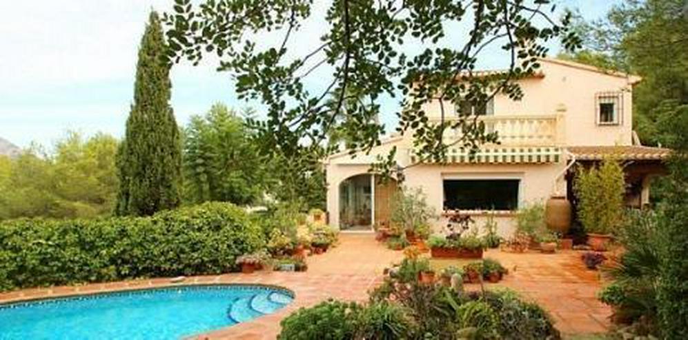 Bild 12: Villa mit wunderschönem Panoramablick in Covatelles
