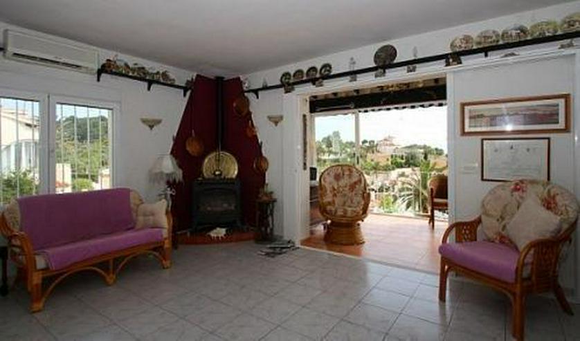 Bild 2: Villa mit zwei separaten Appartements und sehr schönem Panoramablick