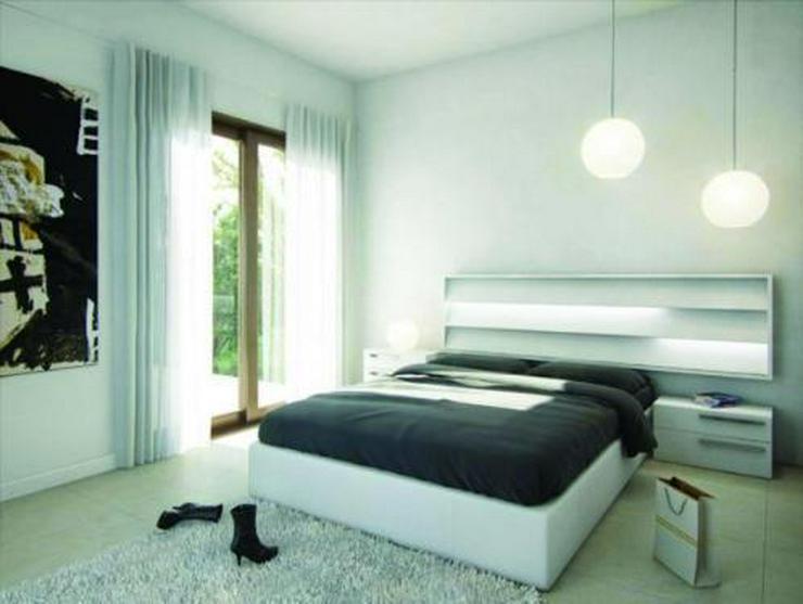 Bild 4: Moderne und komfortable 3-Zimmer-Villen mit Natursteinelementen