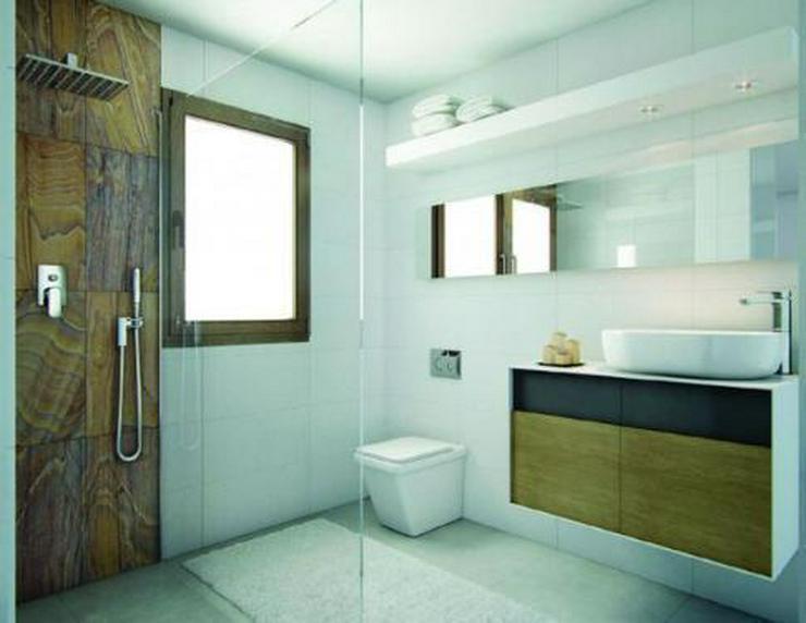 Bild 5: Moderne und komfortable 3-Zimmer-Villen mit Natursteinelementen