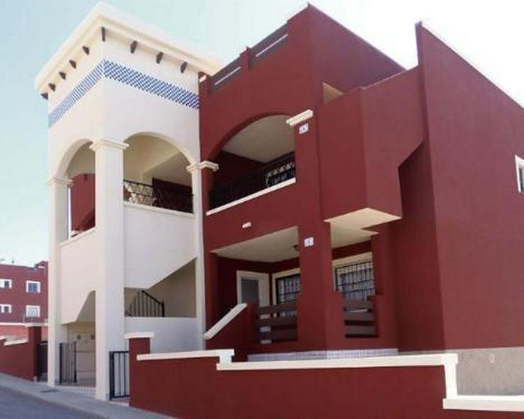 Obergeschosswohnungen mit Gemeinschaftspool