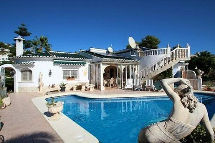 Komfortable Villa mit Meerblick in Benimeit - Haus kaufen - Bild 1