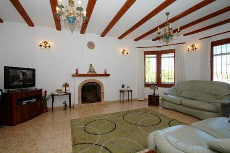 Bild 2: Villa mit phantastischem Meer- und Panoramablick in Tabaira