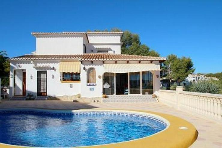 Villa mit phantastischem Meer- und Panoramablick in Tabaira - Haus kaufen - Bild 1