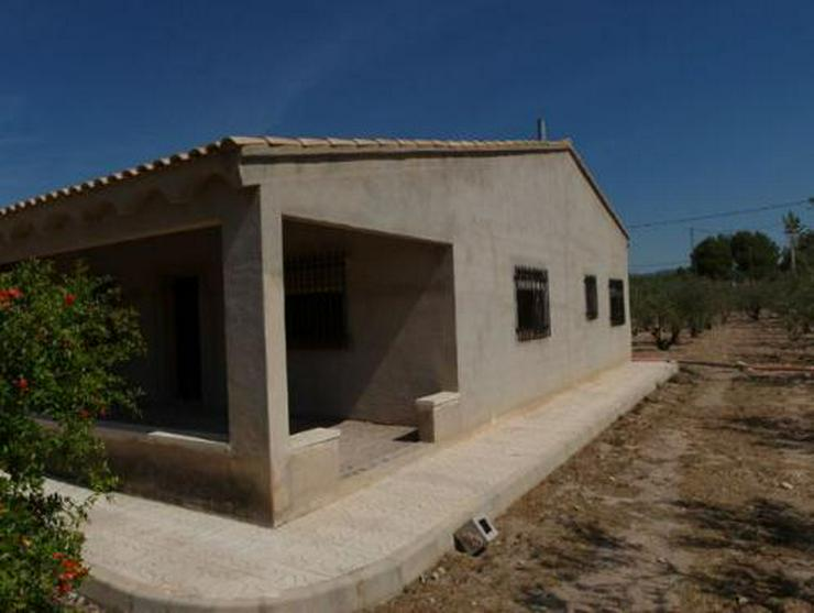 Bild 3: Landhaus-Villa im Rohbau mit wunderschönem Ausblick