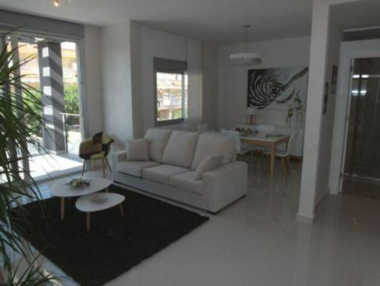 Bild 3: Obergeschoss-Appartements mit Gemeinschaftspool und Spa
