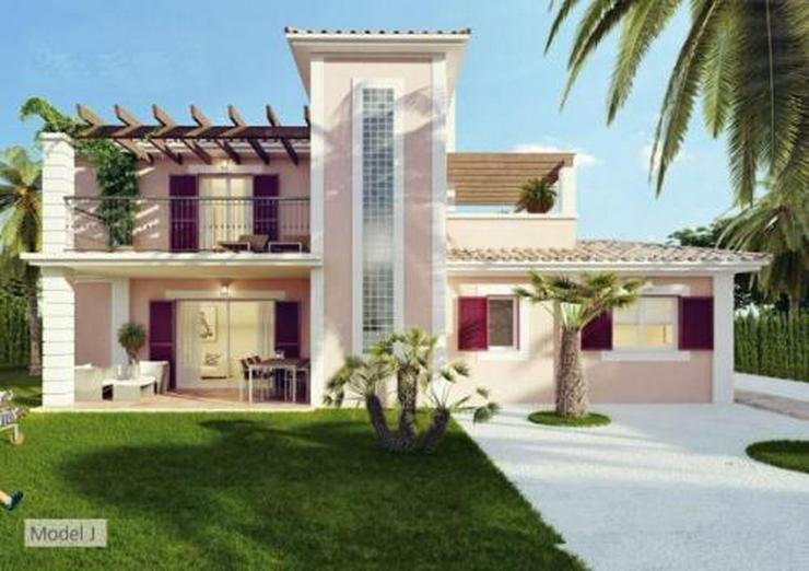 Komfortable Neubau-Villen mit Privat- oder Gemeinschaftspool - Auslandsimmobilien - Bild 1