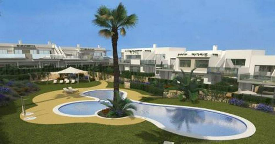 Bild 2: Komfortable Erdgeschoss-Wohnungen neben Golfanlage