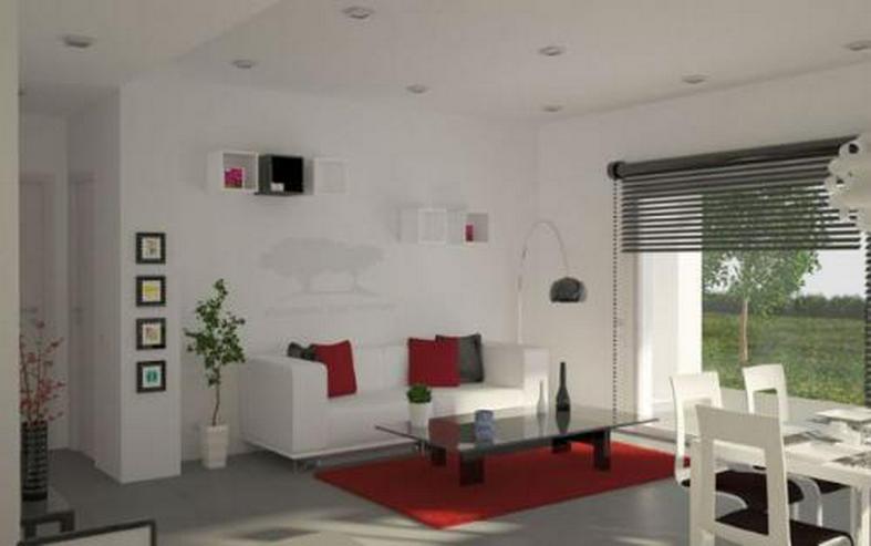 Bild 3: Komfortable Erdgeschoss-Wohnungen neben Golfanlage