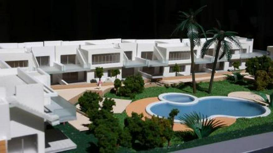 Bild 5: Komfortable Erdgeschoss-Wohnungen neben Golfanlage