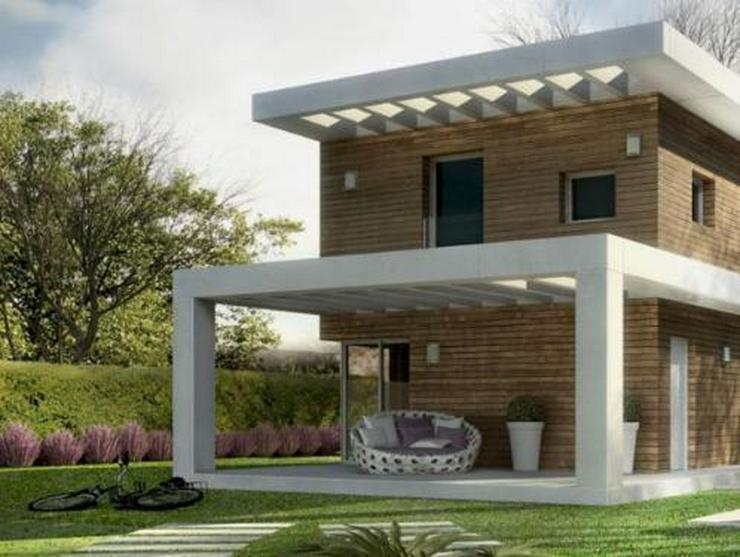 Moderne Neubau-Villen ca. 2,5 km vom Strand