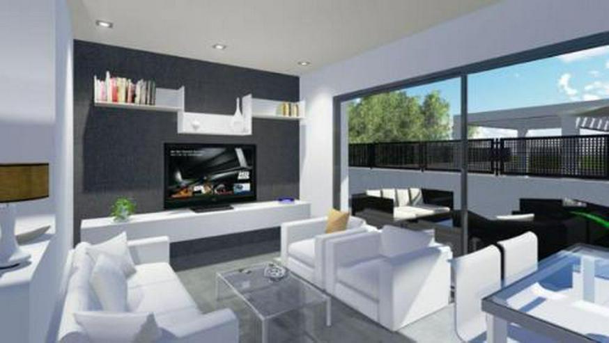 Bild 2: Moderne Erdgeschoss-Appartements mit Privatpool