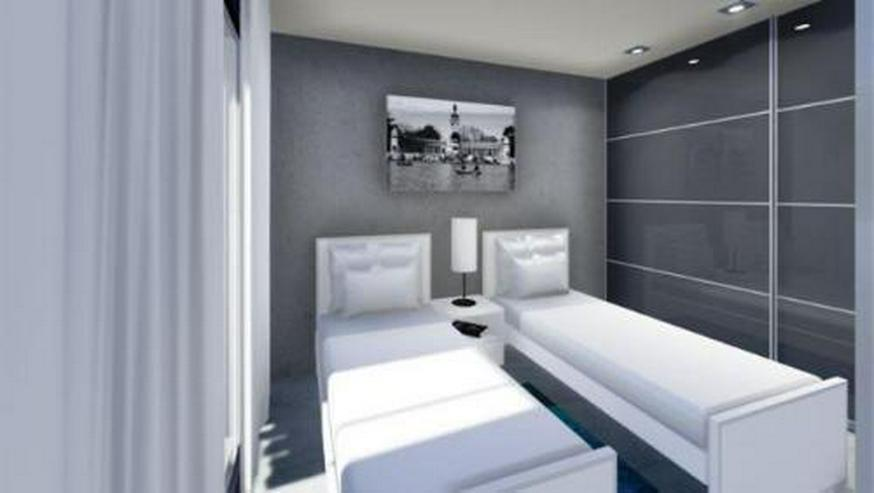 Bild 6: Moderne Obergeschoss-Appartements mit Whirlpool