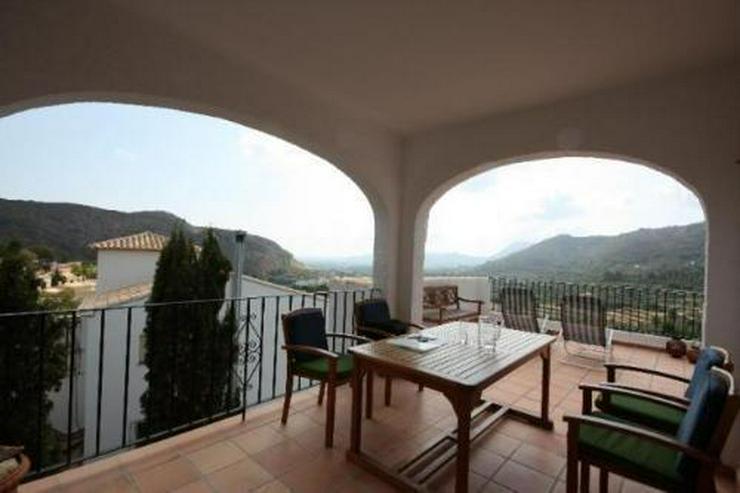 Bild 5: Gepflegte Villa mit Pool in schöner Aussichtslage über Adsubia