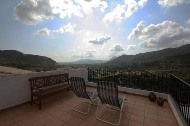 Bild 3: Gepflegte Villa mit Pool in schöner Aussichtslage über Adsubia