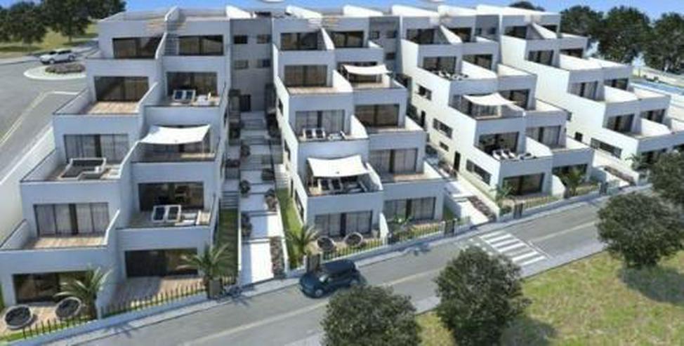 Moderne Appartements mit Meerblick in Strandnähe - Wohnung kaufen - Bild 1