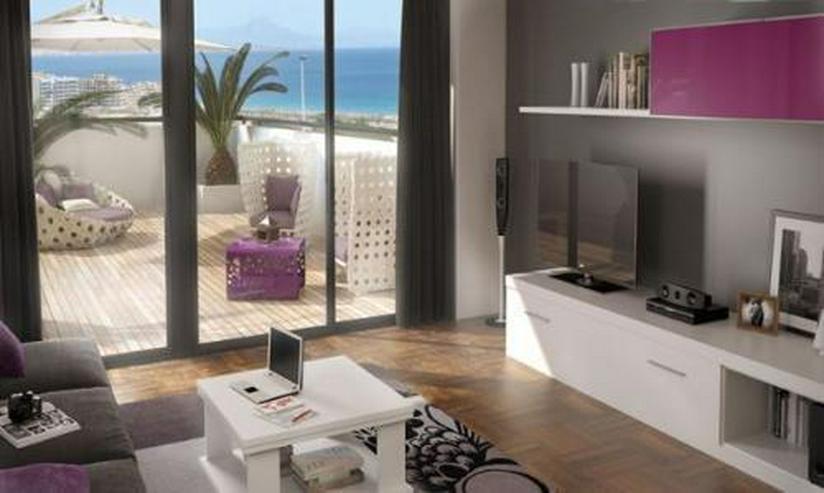 Bild 2: Moderne Appartements mit Meerblick in Strandnähe