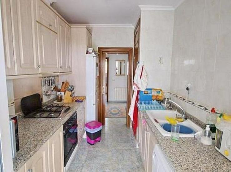 Bild 3: Villa mit Gästeappartement, Pool und Meerblick