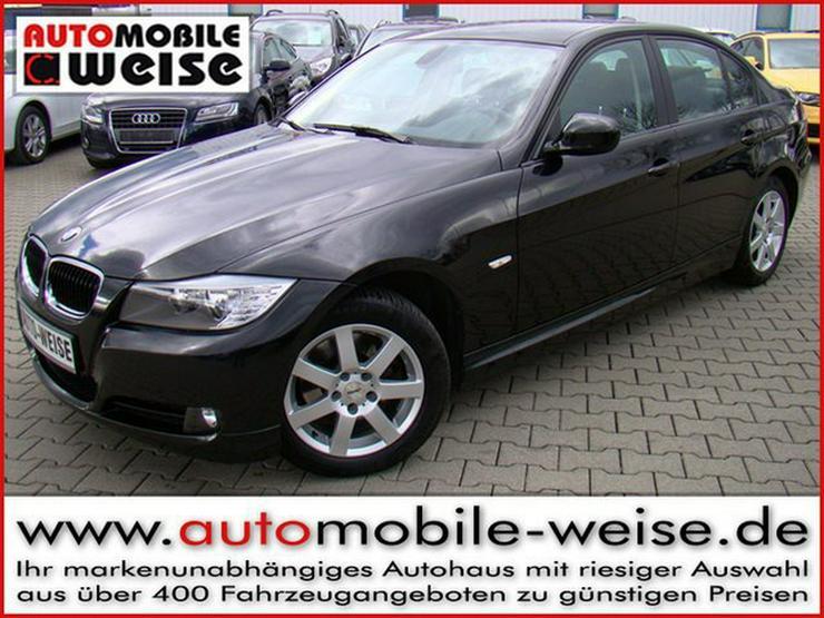 BMW 320d DPF Aut. Leder SH PDC Tempomat Klimaautom. - 3er Reihe - Bild 1
