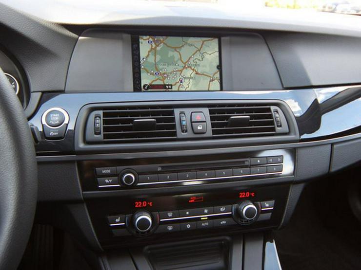 Bild 6: BMW 520 Touring Navi Xenon PDC vo+hi Bluetooth
